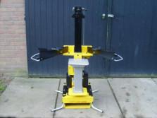 Nieuwe AL-KO houtklover (type LHS5500, kloofkracht 5,5 ton)