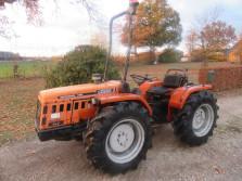 CARRARO tractor (type Supertigre 7700, 60 pk, knik, 4 WD, 1.951 uur)