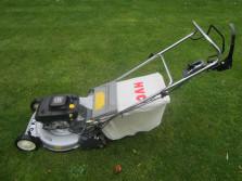 HVC walsmaaier (5 pk Kawasaki motor, 53 cm. maaibreedte, wals)