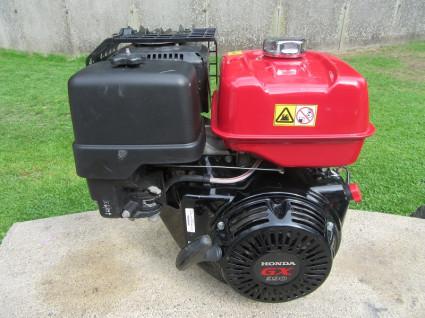 motor HONDA (GEBRUIKT, type GX390, vermogen 13 pk)