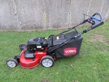 TORO motormaaier (model 20975, B&S motor, maaibreedte 76 cm)