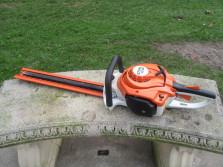 STIHL motorheggenschaar (type HS46, bladlengte 45 cm, 2011)