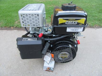 motor LCT (NIEUW, 136 cc, vermogen 5 pk)