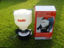 Nieuwe SOLO kunstmeststrooier (draagbaar, vulvolume 9 kg )