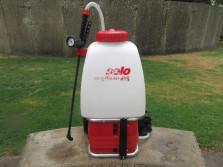 SOLO accu rugspuit (12V Li-Ion accu, inhoud 20 liter)