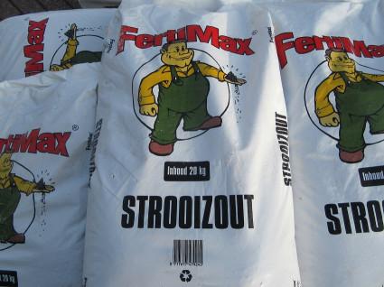 STROOIZOUT (Fertimax, zakken van 20 kg.)