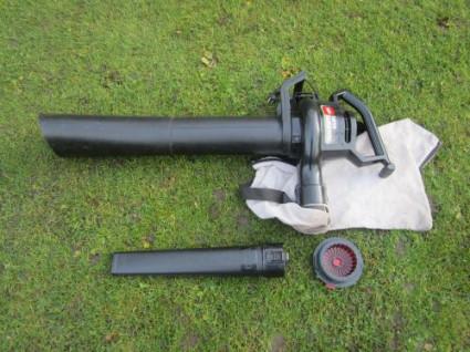 TORO elektrische bladblazer / zuiger 51557