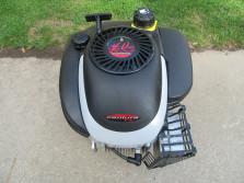 motor TECUMSEH (NIEUW, type CRT40R, vermogen 4 pk)