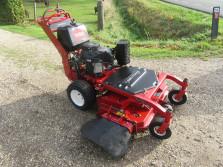 TORO (ruw)terreinmaaier (15 pk KAWASAKI motor, WALK BEHIND)